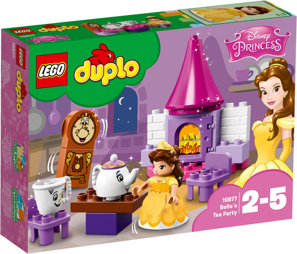 LEGO Duplo Disney Princess - Belles Teeparty (10877)