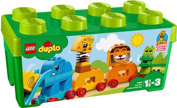 LEGO Duplo - meine erste Steinebox mit Ziehtieren (10863)
