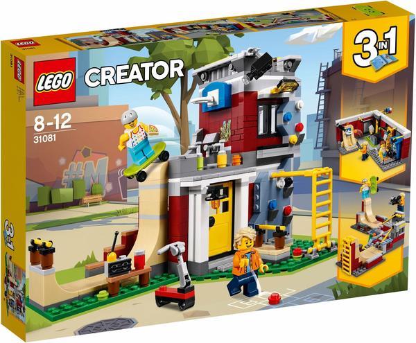 LEGO Creator - 3-in-1 Umbaubares Freizeitzentrum (31081)