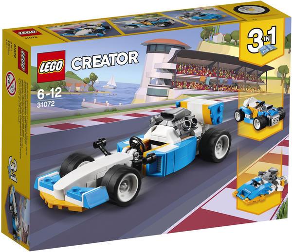 LEGO Creator - Ultimative Motor-Power (31072)