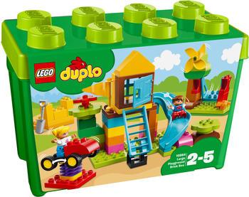 LEGO Duplo - Steinebox mit großem Spielplatz (10864)