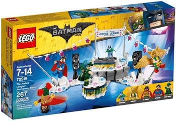 LEGO Batman - The Justice League Anniversary Party (70919)
