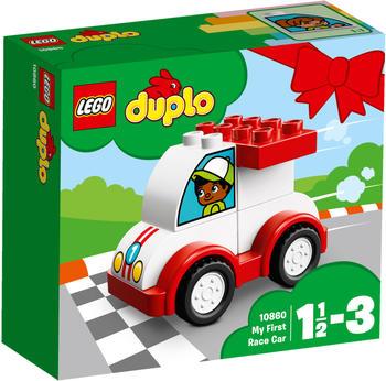 LEGO Duplo - Mein erstes Rennauto (10860)