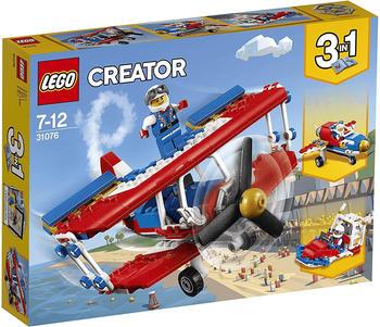 LEGO Creator - 3-in-1 Tollkühner Flieger (31076)
