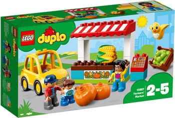 LEGO Duplo - Bauernmarkt (10867)