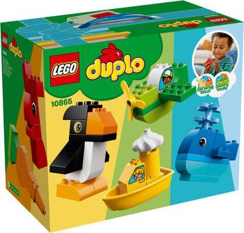 LEGO Duplo - witzige Modelle (10865)