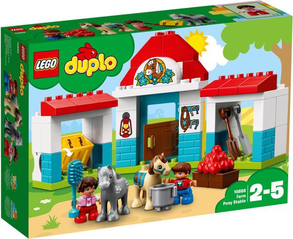 LEGO Duplo - Pferdestall (10868)