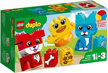 LEGO Duplo - Meine ersten Tiere - Farben lernen (10858)