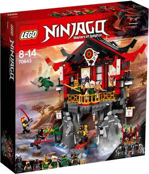 LEGO Ninjago - Tempel der Auferstehung (70643)