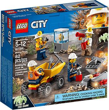 LEGO City - Bergbauteam (60184)