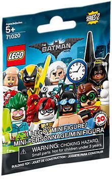 LEGO Batman Movie - Minifiguren Serie 2 (71020)