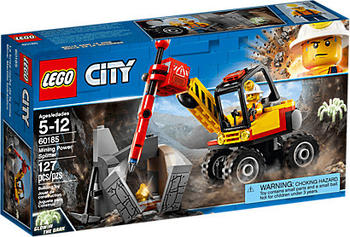LEGO City - Power-Spalter für den Bergbau (60185)