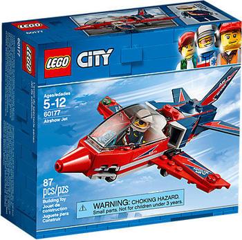 LEGO City - Düsenflieger (60177)