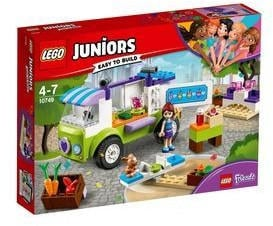 LEGO Juniors - Mias Bio Foodtruck (10749)