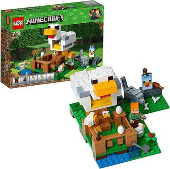 LEGO Minecraft - Hühnerstall (21140)