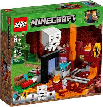 LEGO Minecraft - Netherportal (21143)