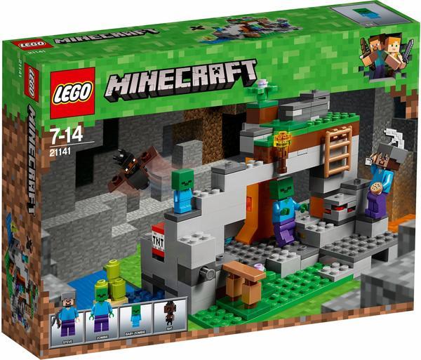 LEGO Minecraft - Zombiehöhle (21141)