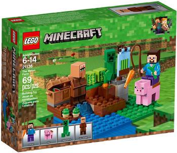 LEGO Minecraft - Melonenplantage (21138)