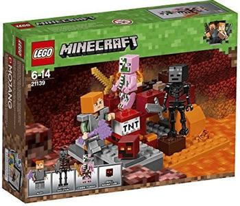 LEGO Minecraft - Nether-Abenteuer (21139)