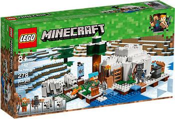 LEGO Minecraft - Eisiglu (21142)