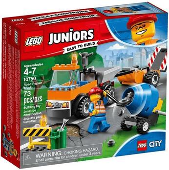 LEGO Juniors - Straßenbau-Laster (10750)