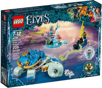 LEGO Elves - Naida und die Wasserschildkröte (41191)