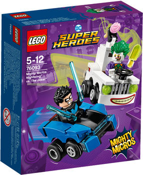 LEGO Marvel Super Heroes - Mighty Micros: Nightwing vs. The Joker (76093)