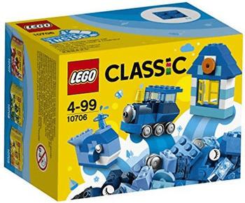 LEGO Classic - Kreativ-Box blau (10706)