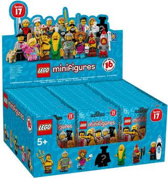 LEGO Minifigures Serie 17 sortiert (71018)