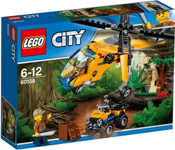 LEGO City - Dschungel-Frachthubschrauber (60158)