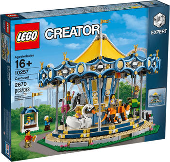 LEGO Creator - Karussell (10257)