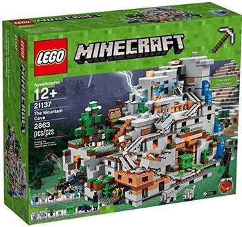 LEGO Minecraft Die Berghöhle (21137)