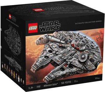 LEGO Star Wars - Millennium Falcon Ultimate Collector Series (75192)