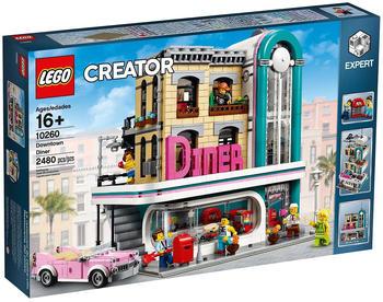 LEGO Creator Amerikanisches Diner (10260)
