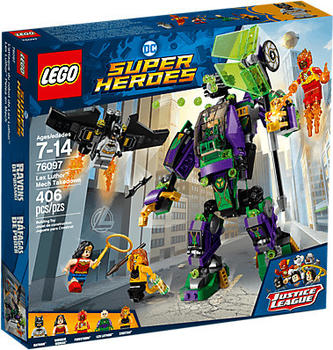 LEGO DC Comics Super Heroes - Lex Luthor Mech (76097)