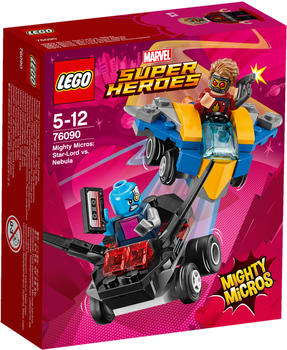 LEGO Marvel Super Heroes - Mighty Micros: Star-Lord vs. Nebula (76090)