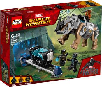 LEGO Marvel Super Heroes - Entscheidung an der Mine (76099)