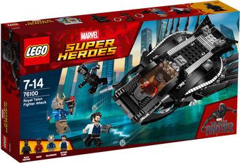 LEGO Marvel Super Heroes - Royal Talon Attacke (76100)