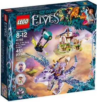 LEGO Elves - Aira und das Lied des Winddrachen (41193)