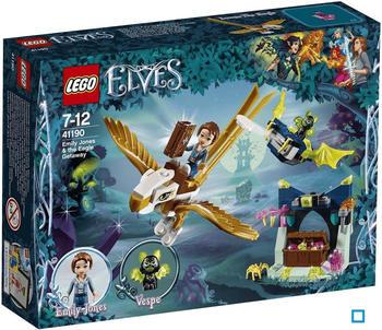 LEGO Elves - Emily Jones und die Flucht auf dem Adler (41190)
