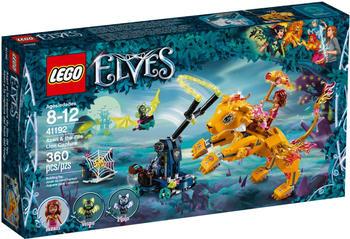 LEGO Elves - Azari und die Falle für den Feuerlöwen (41192)