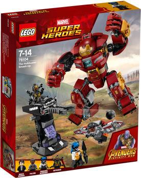 LEGO Marvel Super Heroes - Der Hulkbuster (76104)