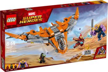 LEGO Marvel Super Heroes - Thanos: Das ultimative Gefecht (76107)