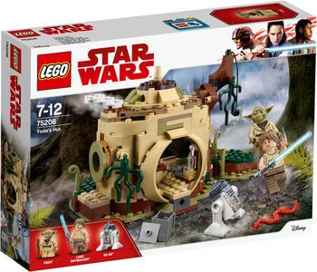 LEGO Star Wars - Yodas Hütte (75208)