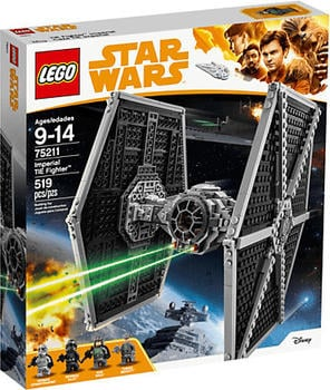 LEGO Star Wars - Imperial TIE Fighter (75211)
