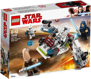 LEGO Star Wars - Jedi & Clone Troopers Battle Pack (75206)