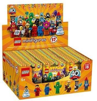 LEGO Minifiguren Party Serie 18 Box 60 Stück Sammelfiguren Limitiert