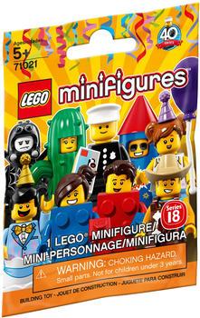 LEGO Minifiguren Serie 18 (71021)