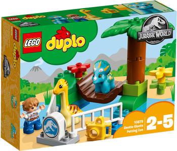 LEGO Duplo Jurassic World - Dino-Streichelzoo (10879)