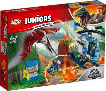 LEGO Juniors - Flucht vor dem Pteranodon (10756)